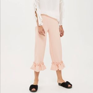Cute Frill Trousers